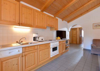Ferienwohnungen-Bichler-Roswitha-Scheffau-Bruggenmoos-33-Appartement-1-Kueche